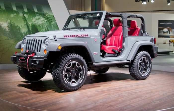47 A 2020 Jeep Wrangler Rubicon Concept And Review