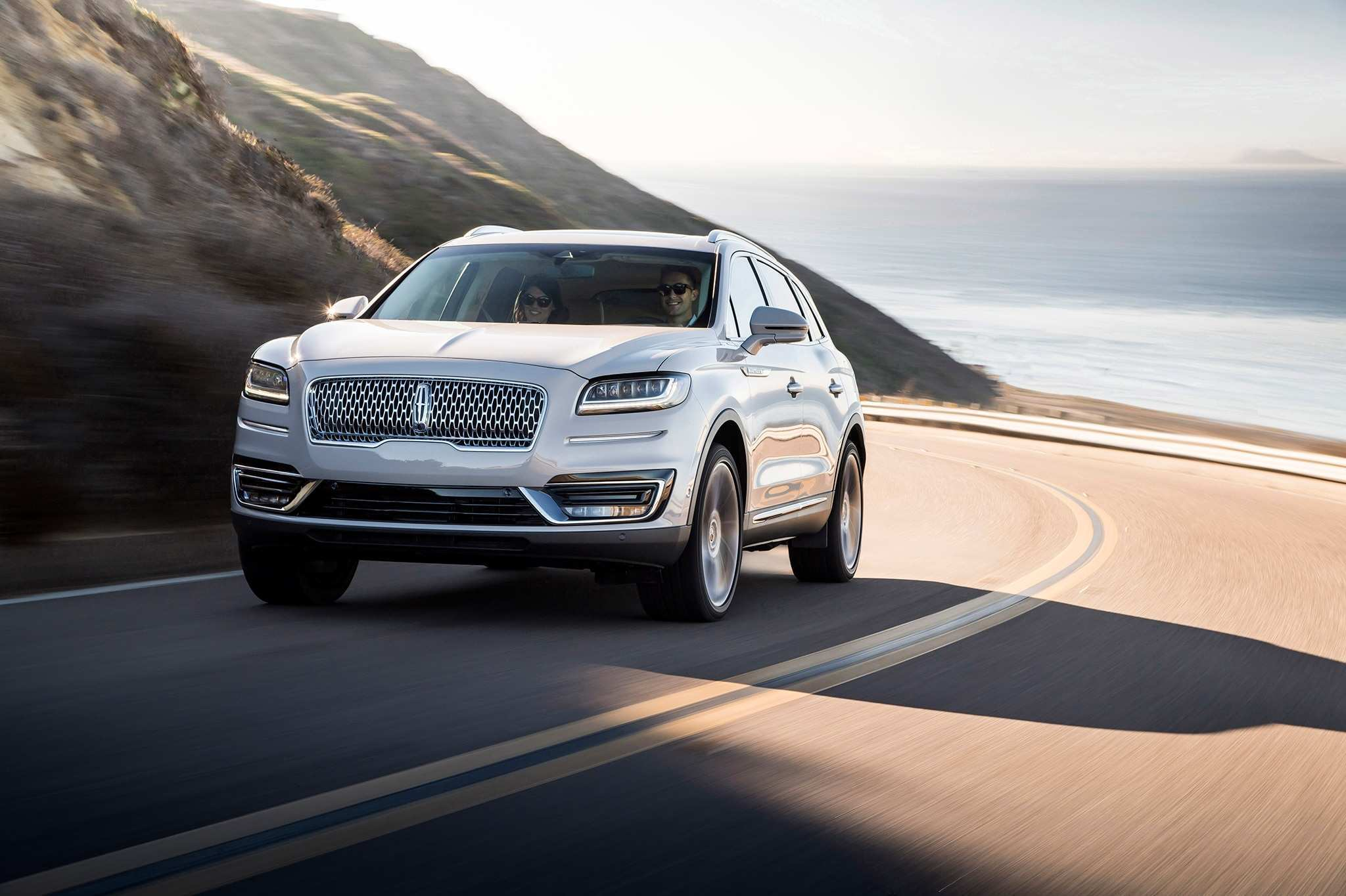 47 A 2020 Lincoln MKX Release