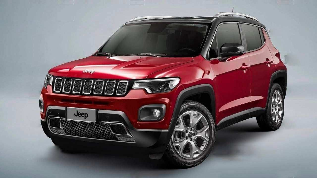 47 A Jeep Compass Facelift 2020 Exterior