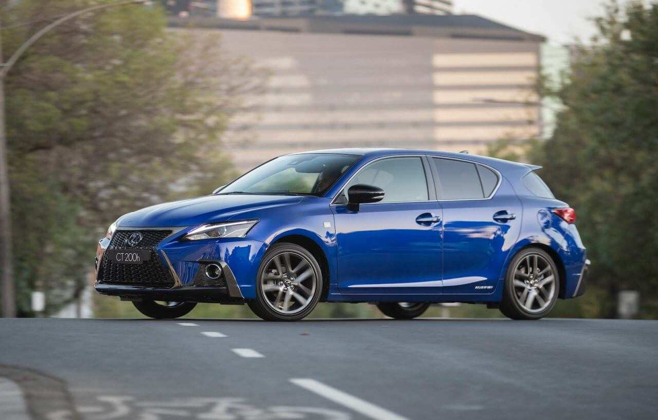 47 A New Lexus Ct 2019 Research New
