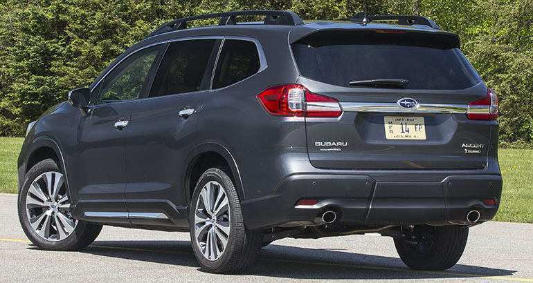 47 A Subaru Ascent 2019 Engine Price