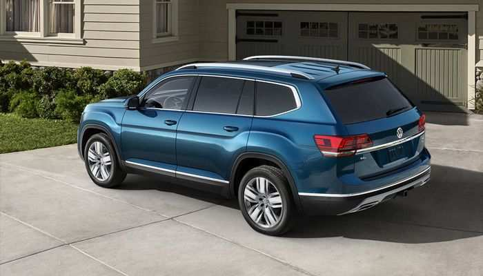 47 A Volkswagen 2019 Lineup Style