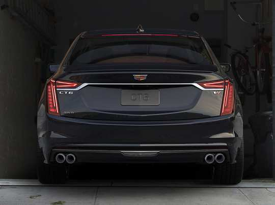 47 All New 2019 Cadillac CT6 Ratings