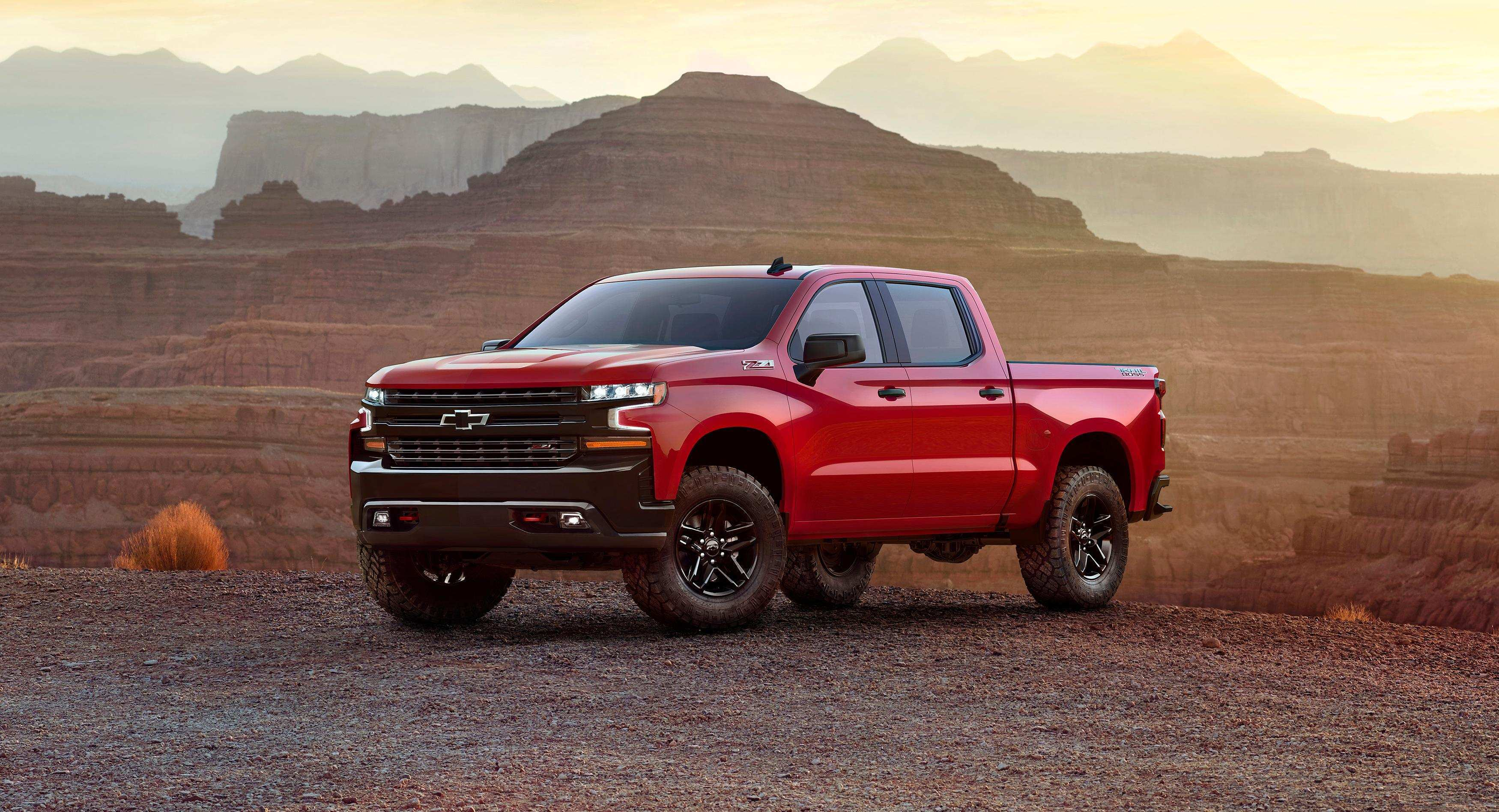 47 All New 2019 Chevy Silverado Redesign And Concept