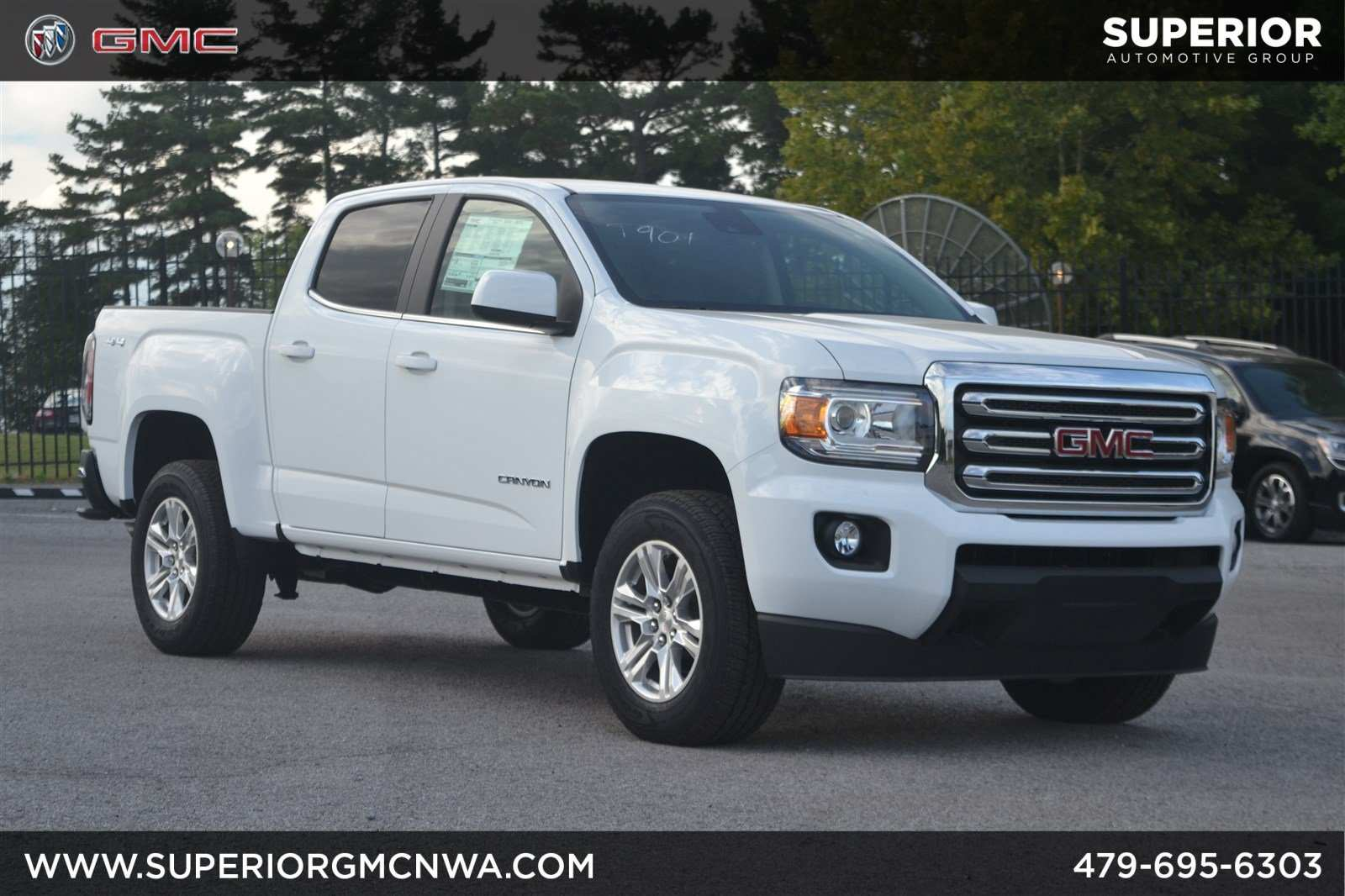 47 All New 2019 GMC Canyon First Drive