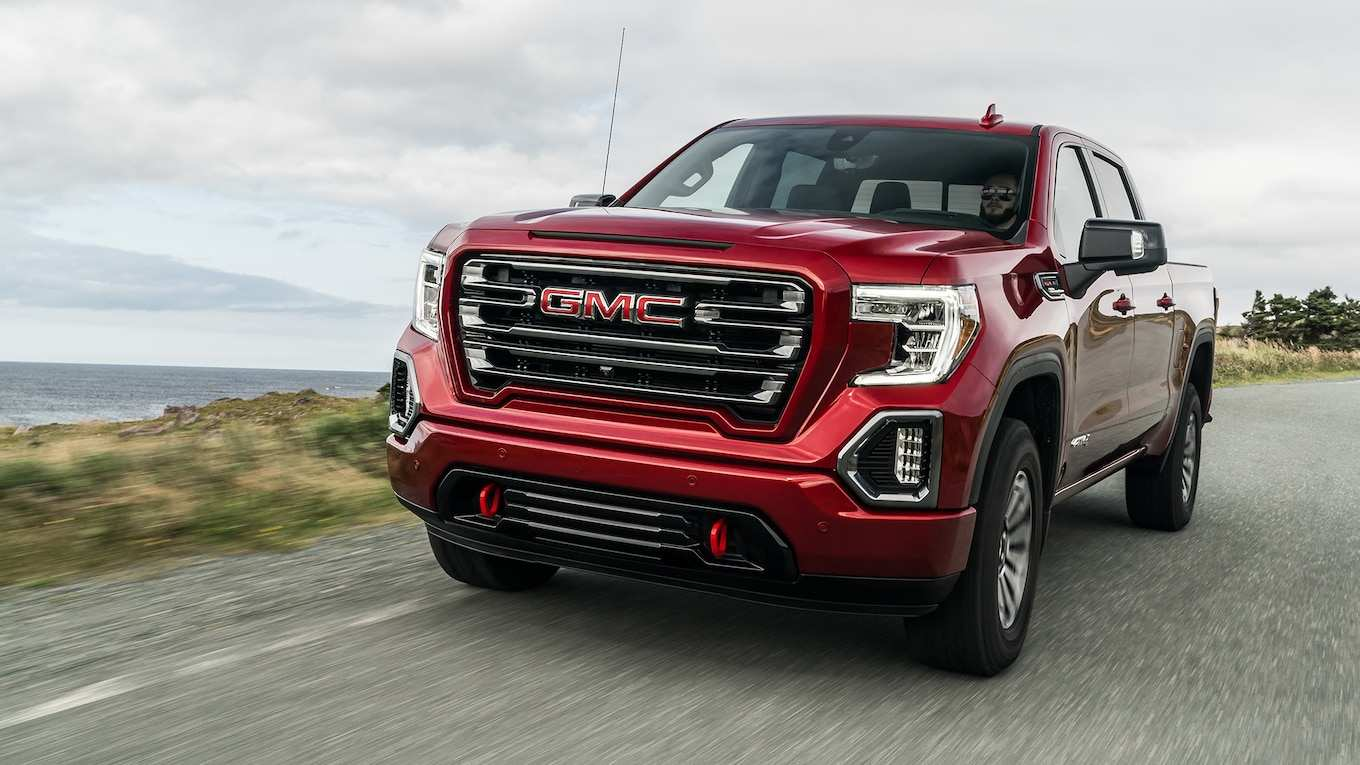 47 All New 2019 GMC Sierra 1500 Diesel Interior