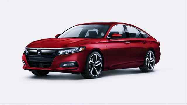 47 All New 2019 Honda Accord Spirior Price And Review