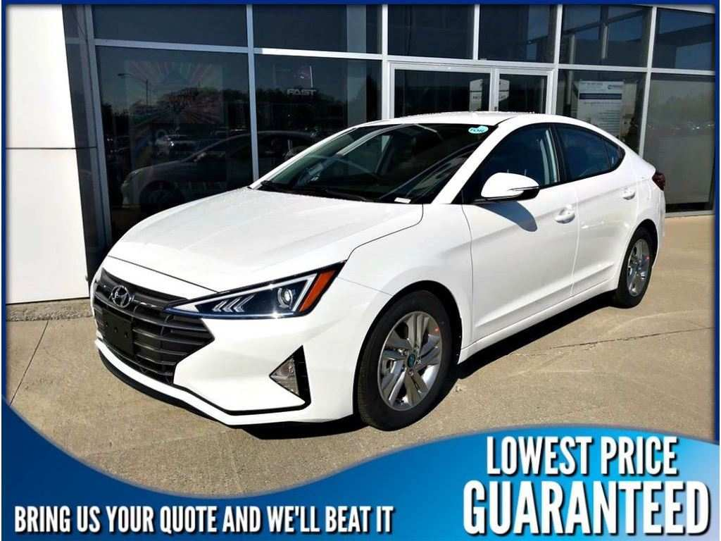 47 All New 2019 Hyundai Elantra Spesification