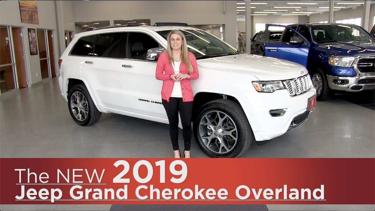 47 All New 2019 Jeep Grand Cherokee Diesel Images