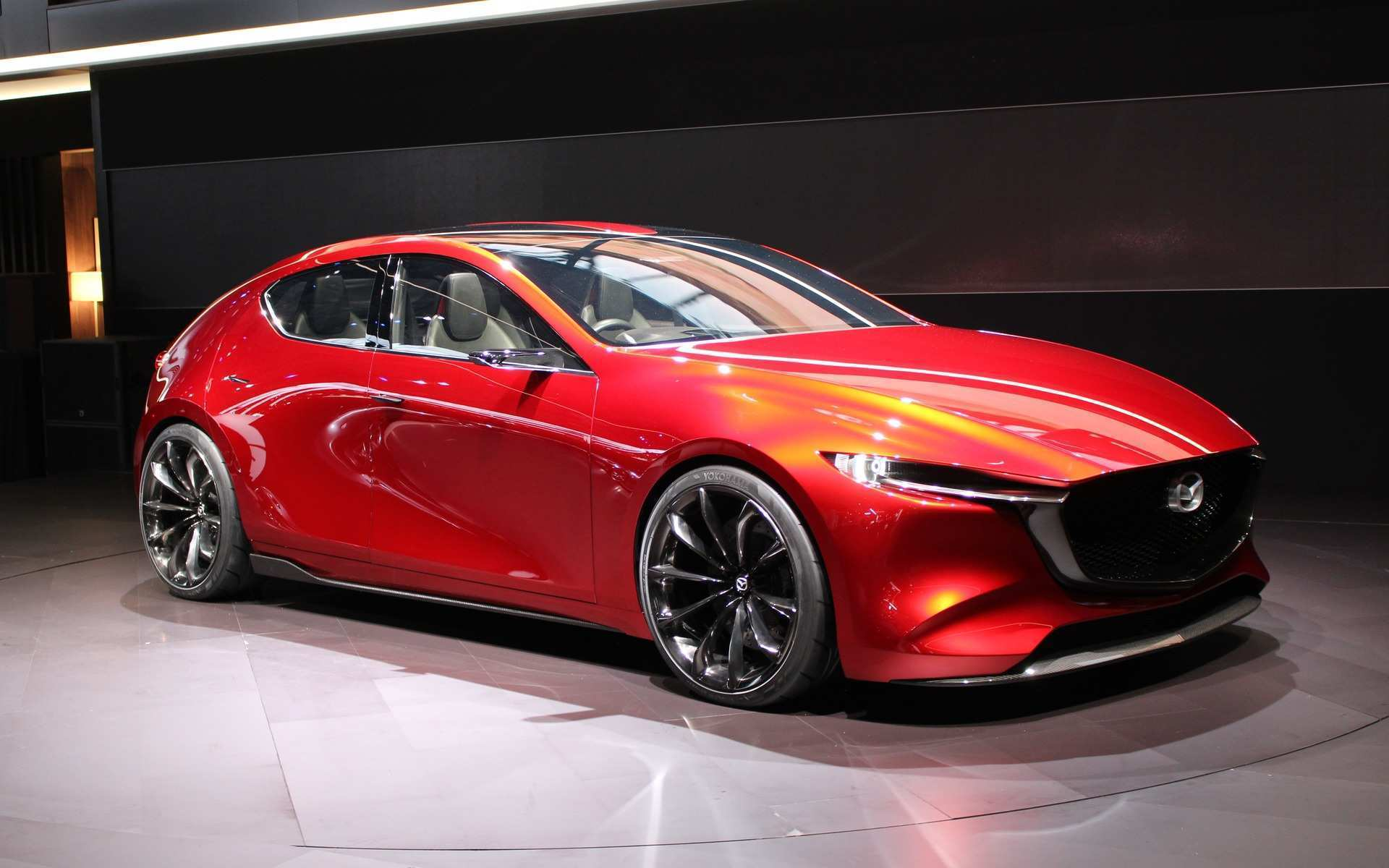 47 All New 2019 Mazda Cx 7 Performance And New Engine