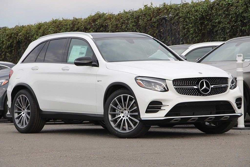 47 All New 2019 Mercedes Glc Concept and Review