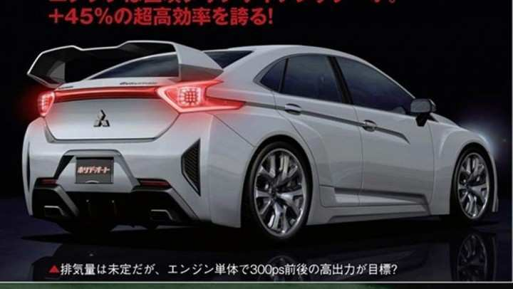 47 All New 2019 Mitsubishi Evo Engine
