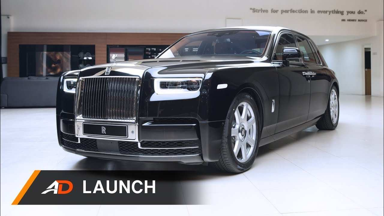 47 All New 2019 Rolls Royce Phantoms Price Design And Review
