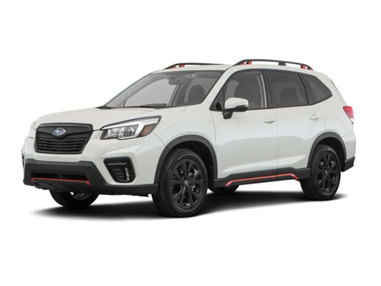 47 All New 2019 Subaru Forester Redesign And Review