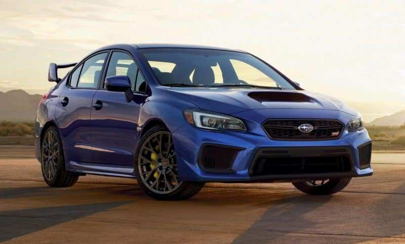 47 All New 2019 Subaru Impreza Wrx Photos