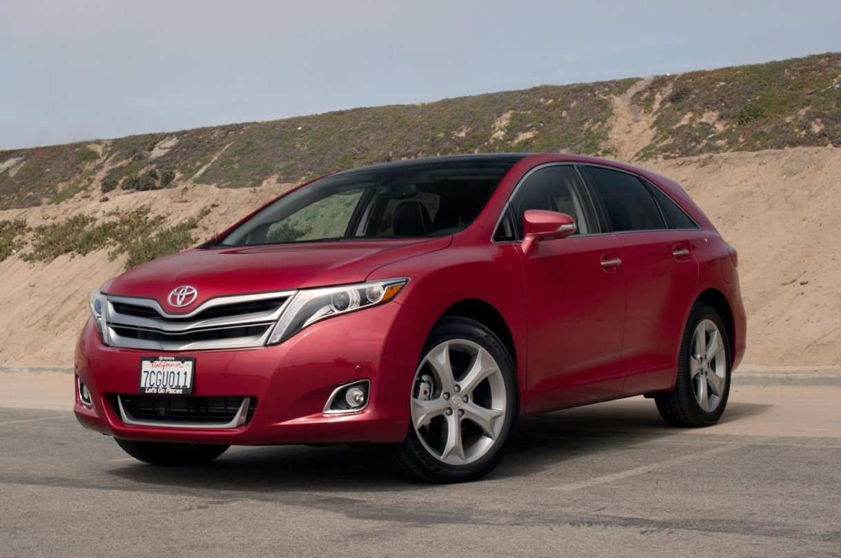 47 All New 2019 Toyota Venza First Drive