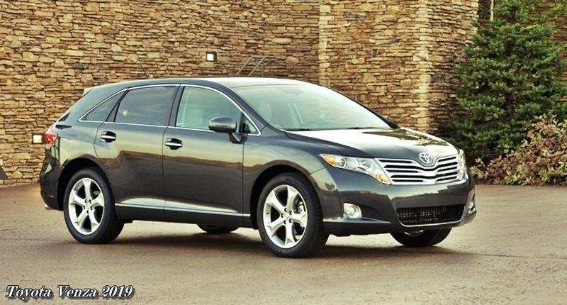 47 All New 2019 Toyota Venza Specs