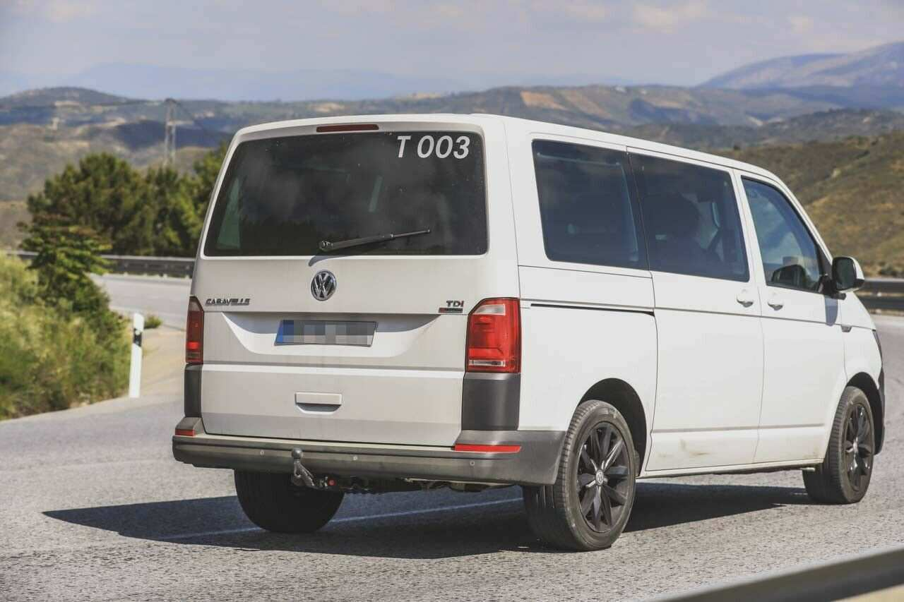 47 All New 2019 Volkswagen Transporter Overview