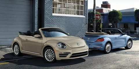 47 All New 2019 Vw Beetle Dune Redesign And Concept