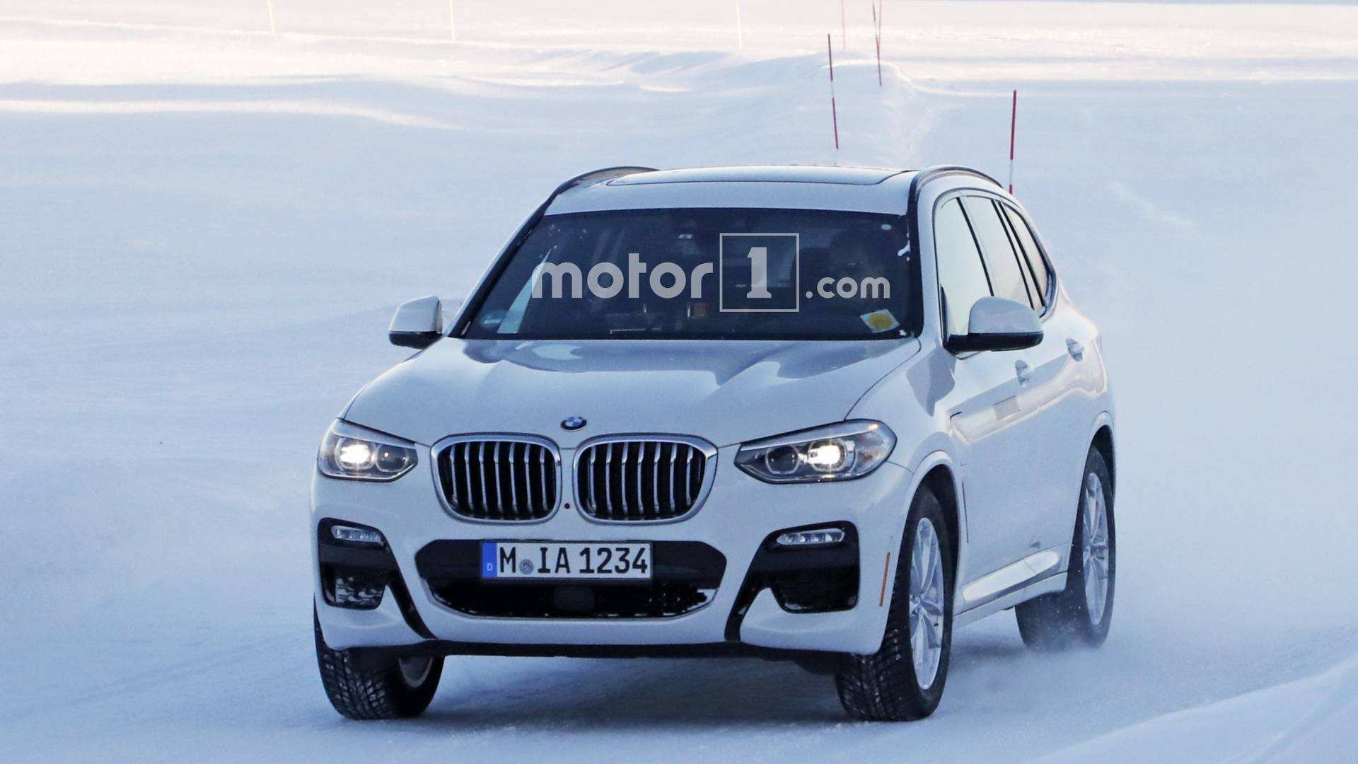 47 All New 2020 BMW X3 Hybrid Redesign