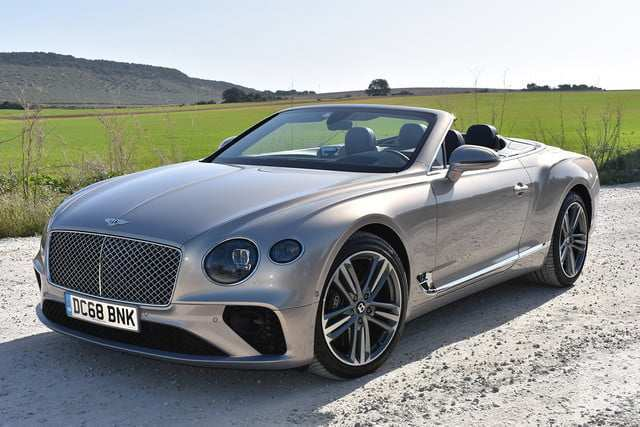 47 All New 2020 Bentley Continental GT Review