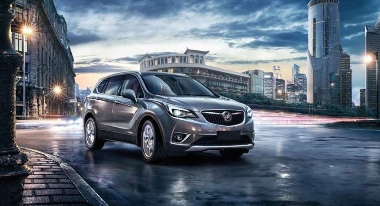 47 All New 2020 Buick Envision Spesification