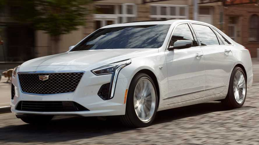 47 All New 2020 Cadillac CT6 Specs And Review