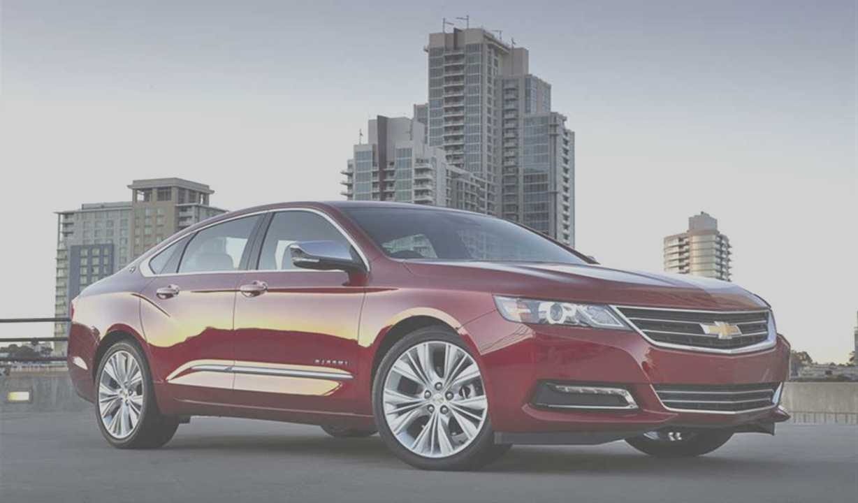 47 All New 2020 Chevy Impala SS Prices