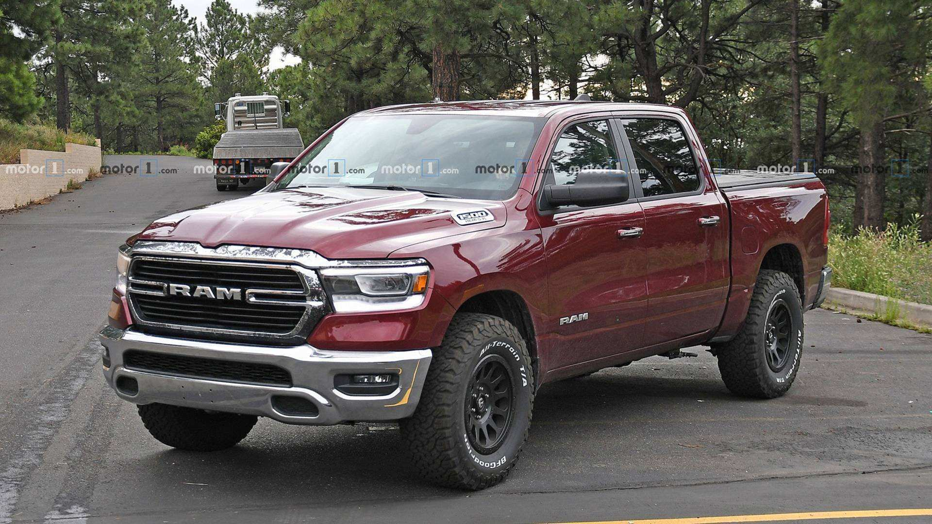 47 All New 2020 Dodge Ram 1500 Release Date