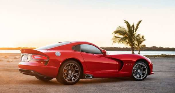 47 All New 2020 Dodge Viper Roadster Concept