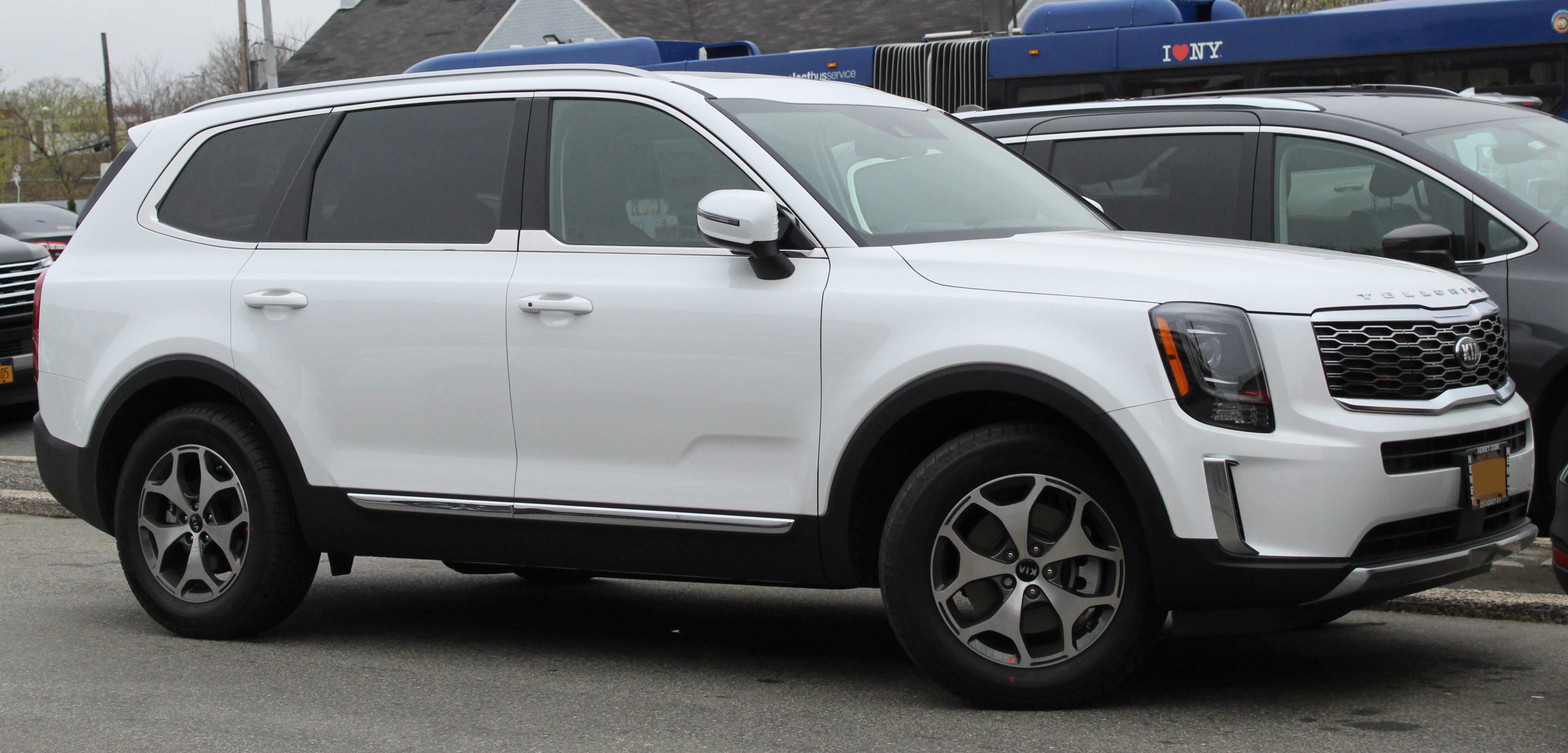 47 All New 2020 Kia Telluride Bolt Pattern Images