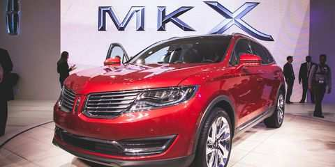 47 All New 2020 Lincoln Mkx At Beijing Motor Show Images