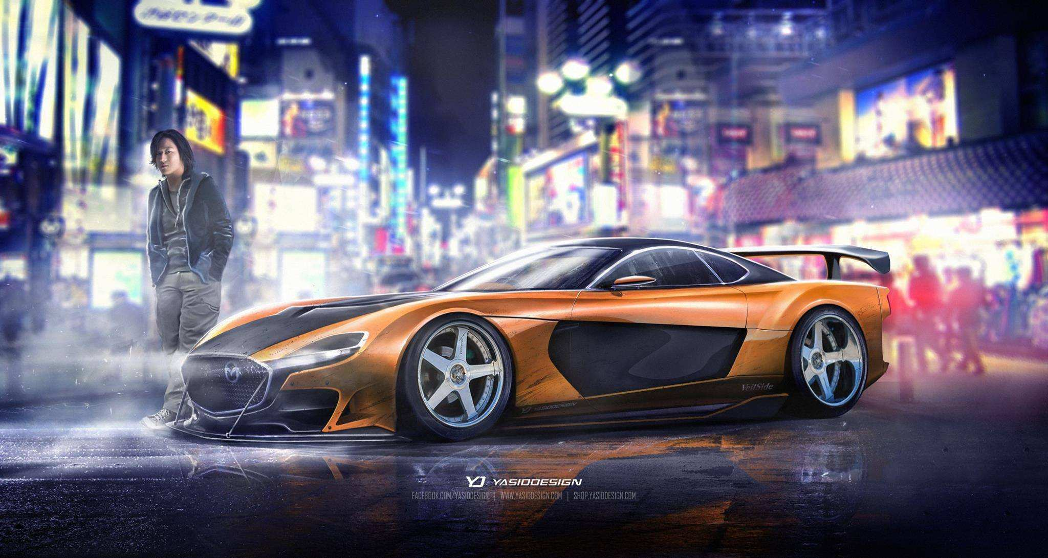 47 All New 2020 Mazda RX7 Research New