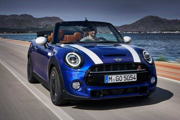 47 All New 2020 Mini Cooper Convertible S Overview