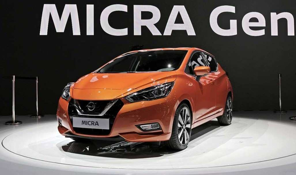 47 All New 2020 Nissan Micra New Model And Performance