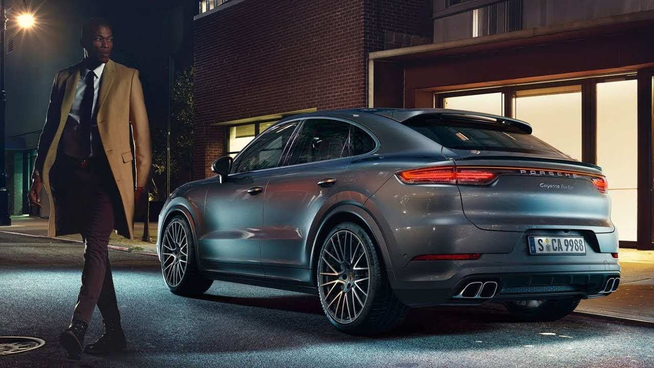 47 All New 2020 Porsche Cayenne Turbo S Price And Release Date