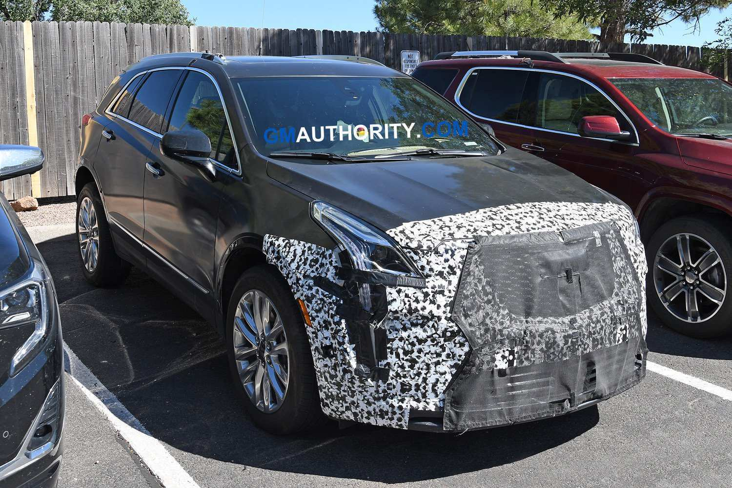 47 All New 2020 Spy Shots Cadillac Xt5 New Review