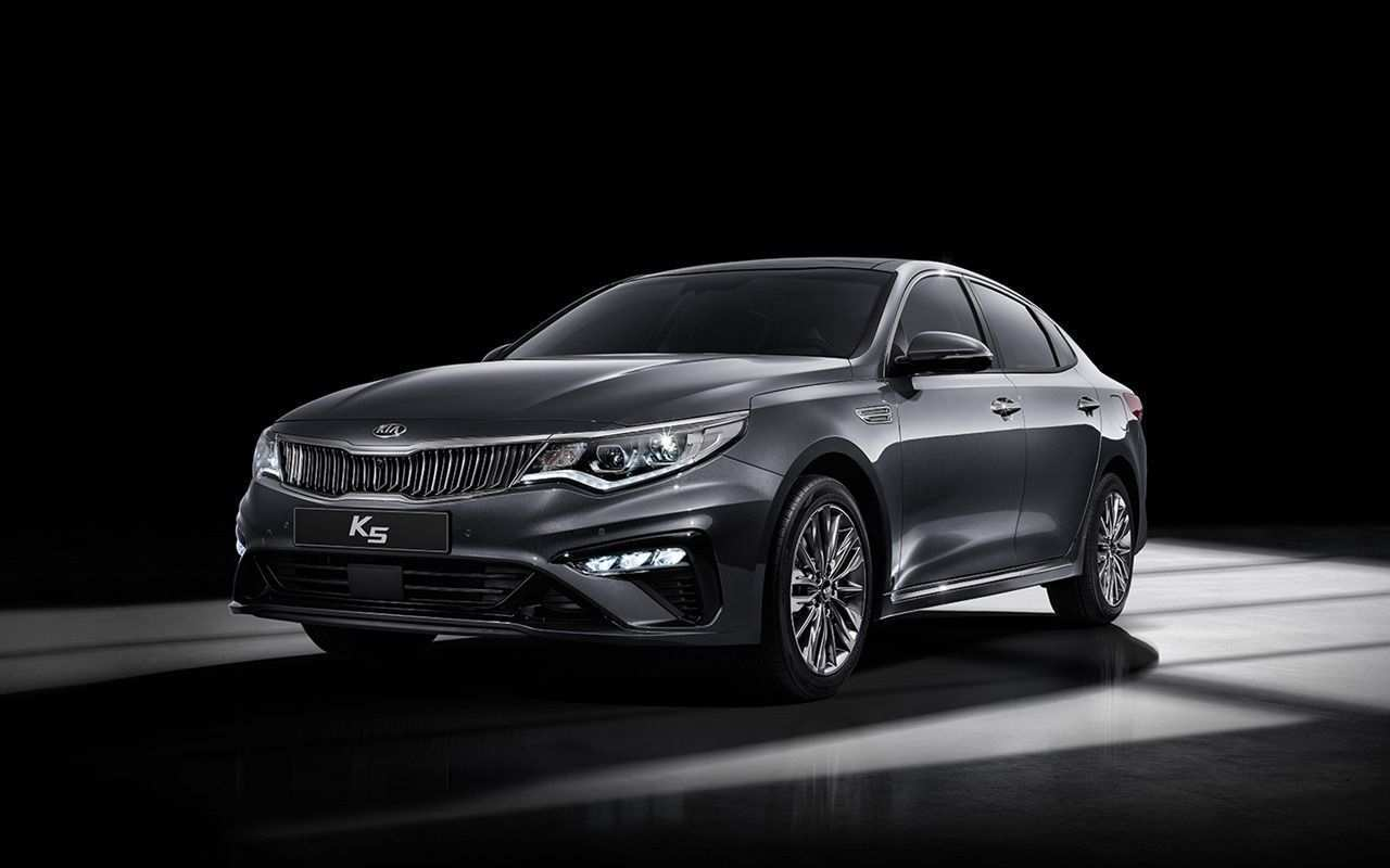 47 All New Kia 2019 Mexico Overview