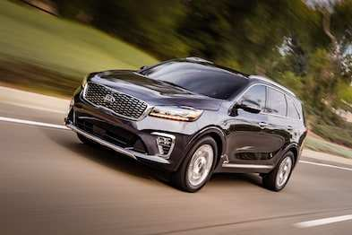 47 All New Kia Sorento 2019 Video Specs