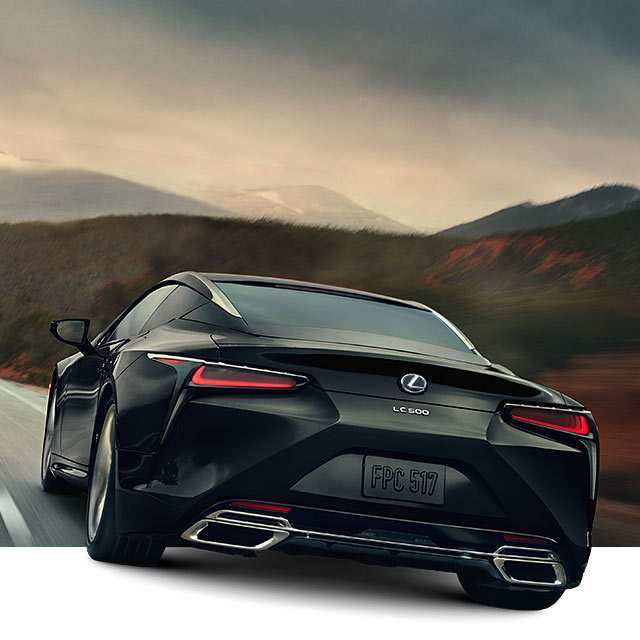 47 All New Lexus 2019 Coupe New Concept