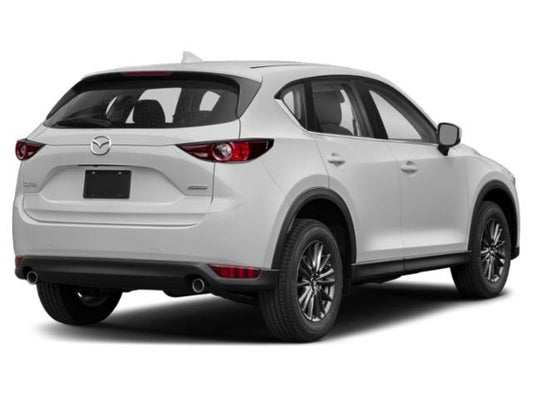 47 All New Mazda Cx 5 2019 White Engine