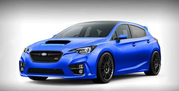 47 All New Subaru Hatchback Sti 2020 Spesification