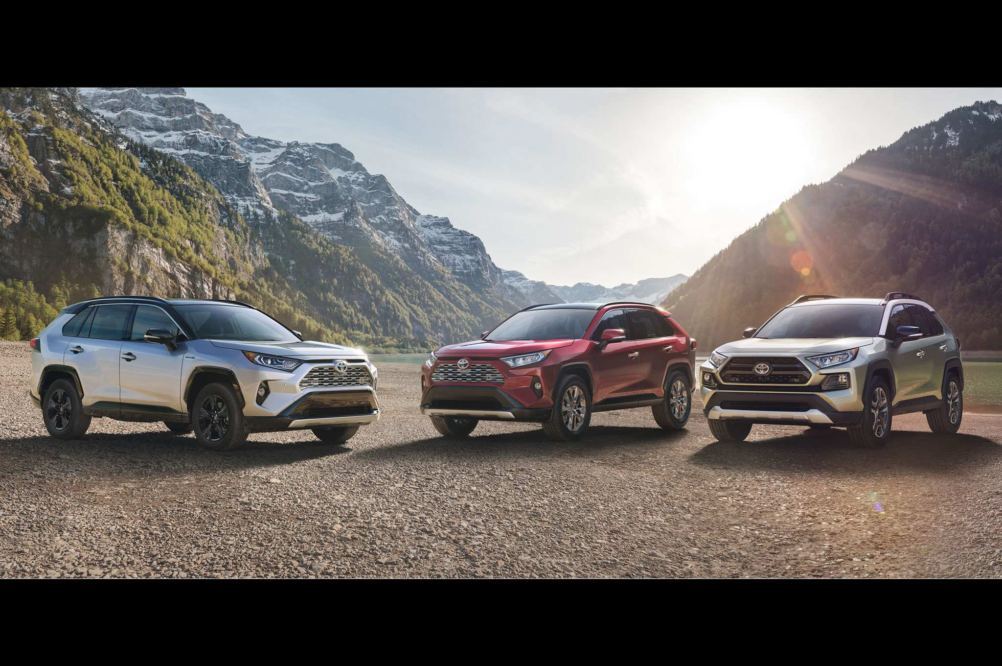 47 All New Toyota 2019 Lineup Overview