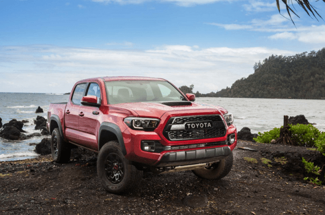 47 All New Toyota Tacoma 2020 Colors New Model And Performance