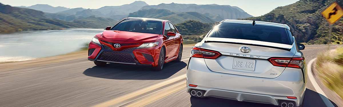 47 Best 2019 All Toyota Camry New Concept