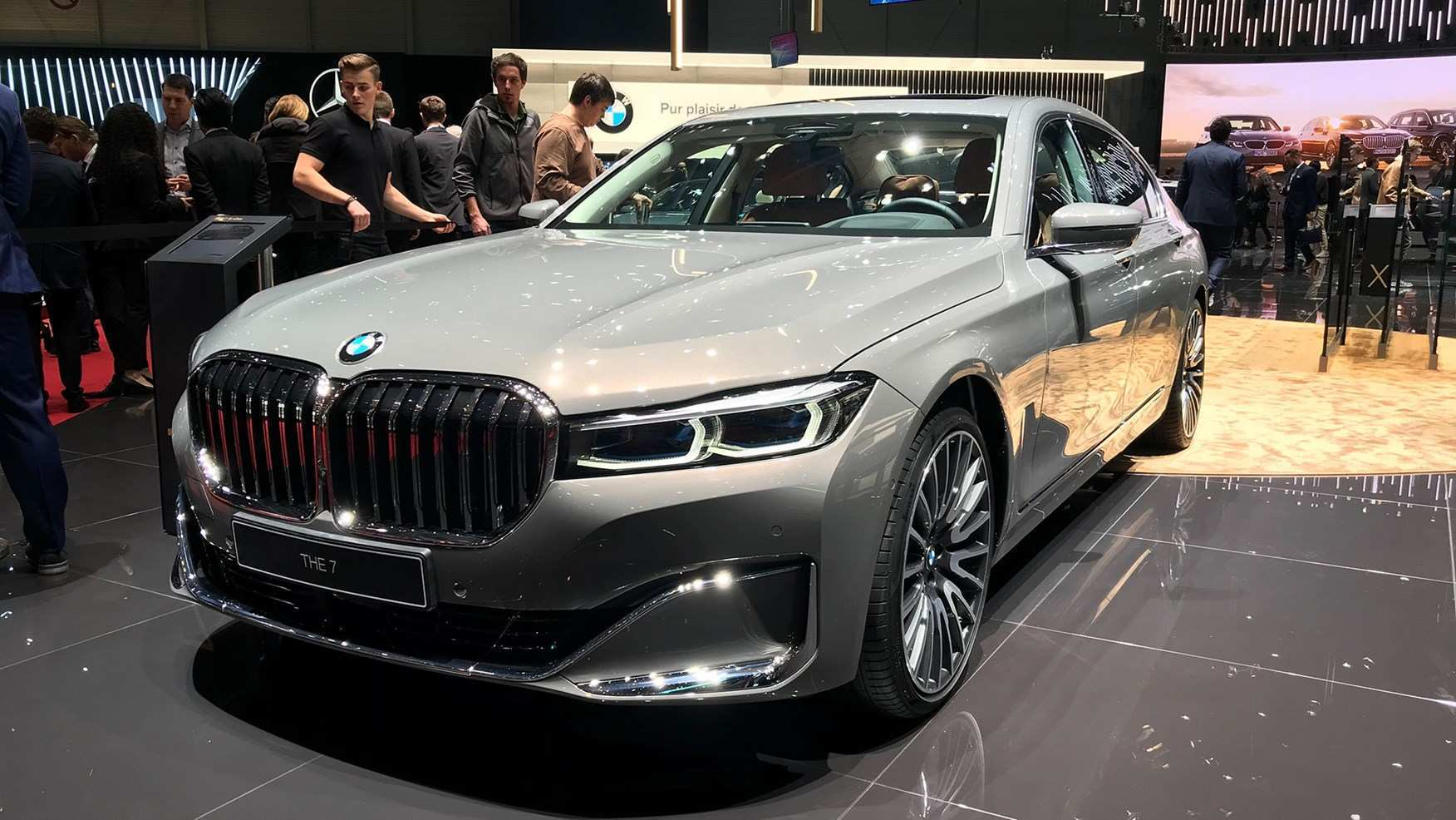 47 Best 2019 BMW 7 Series Interior