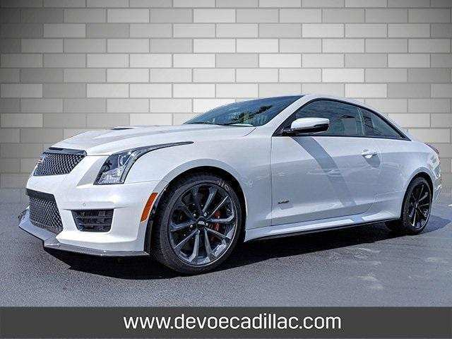 47 Best 2019 Cadillac ATS V Coupe Performance And New Engine