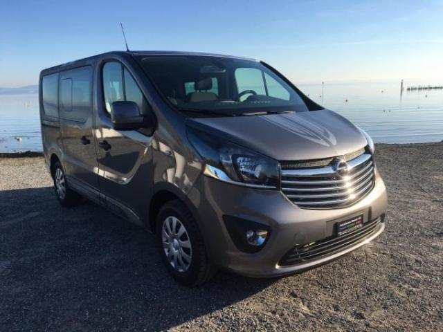 47 Best 2019 Opel Vivaro Review And Release Date