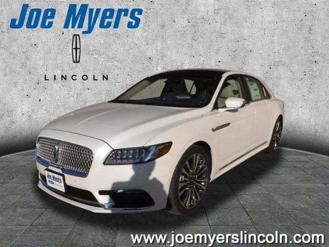47 Best 2019 The Lincoln Continental New Model And Performance