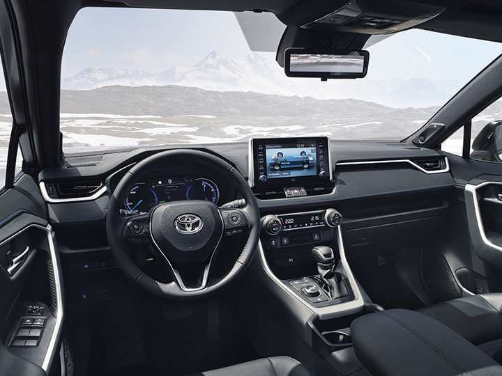 47 Best 2019 Toyota Rav4 Hybrid Spesification